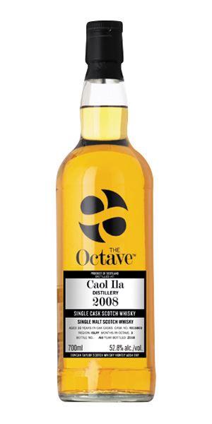 Caol Ila 2008, The Octave (Duncan Taylor)