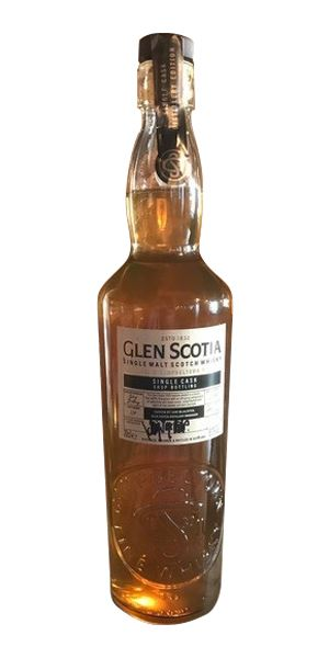 Glen Scotia 2009 Single Cask, shop bottling