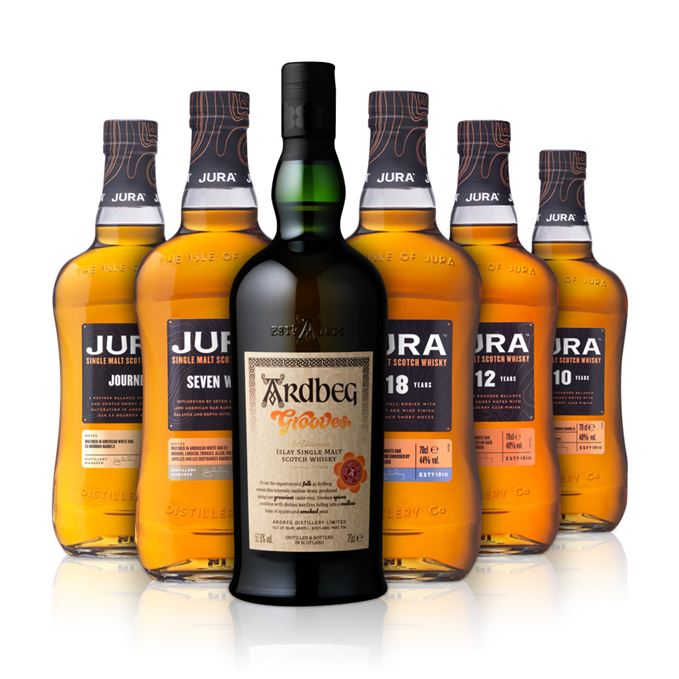 Batch 140: Ardbeg and new Jura range