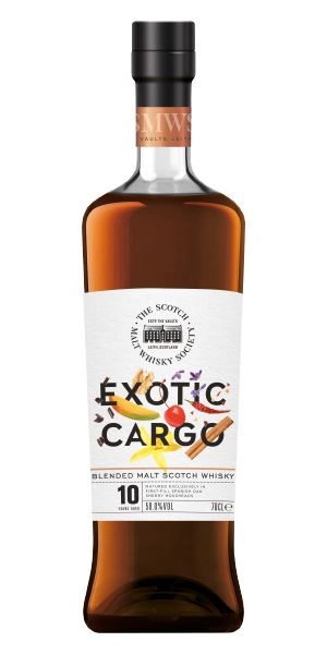 Exotic Cargo 10 Years Old (SMWS)