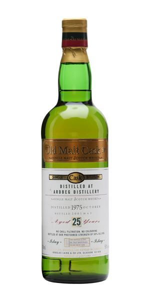 Ardbeg 25 Years Old (Old Malt Cask)