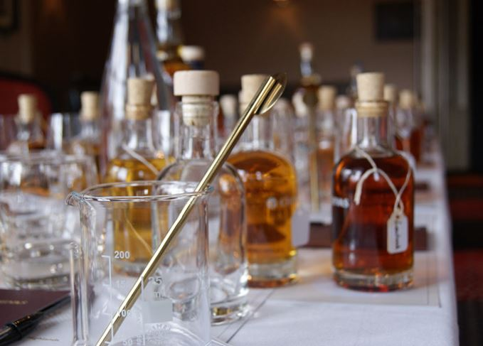 Whisky Blending