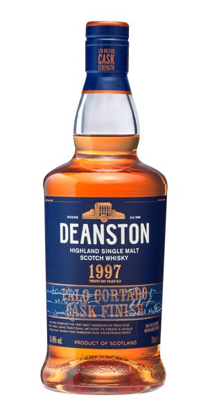 Deanston 1997, Palo Cortado Finish