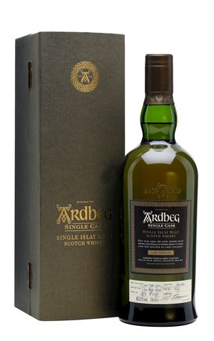 Ardbeg 1972 (bottled 2004), single cask #866