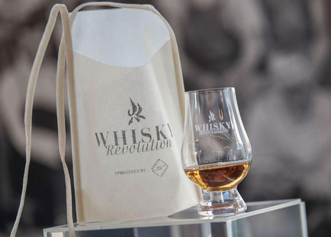 Whisky Revolution Festival tasting set