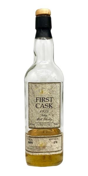 Caol Ila 23 Years Old, Cask #12471, Distilled 1974 (Signatory)