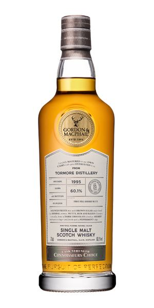 Tormore 23 Years Old, 1995, Connoisseurs Choice (G&M)