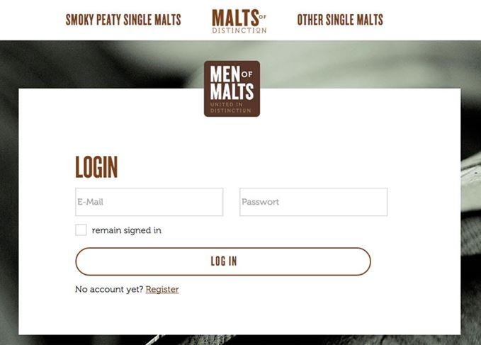 Men of Malts fan club website