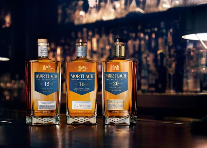 New Mortlach single malt range