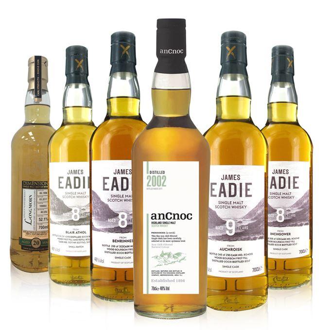 New whisky tasting notes Batch 96