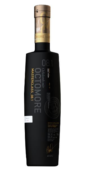 Octomore 08.1, 8 Years Old