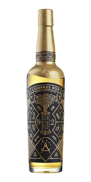 No Name No. 2 (Compass Box)