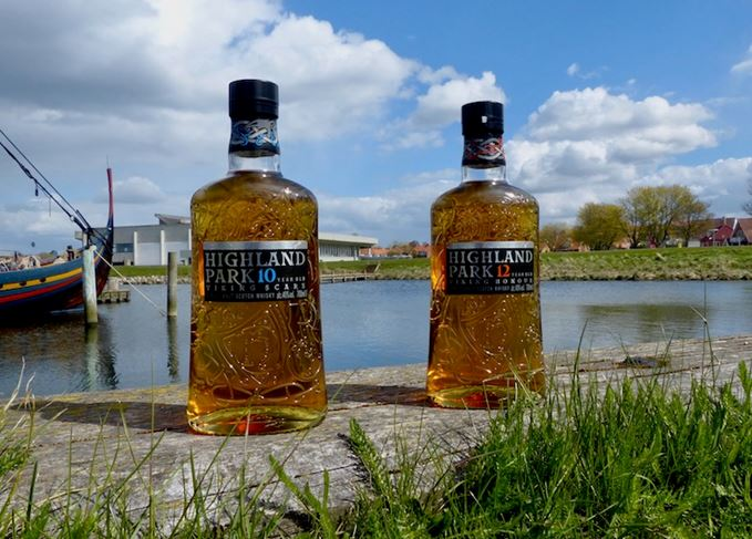 Highland Park new packaging