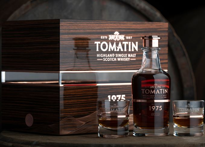Tomatin 1975 Warehouse 6 Collection