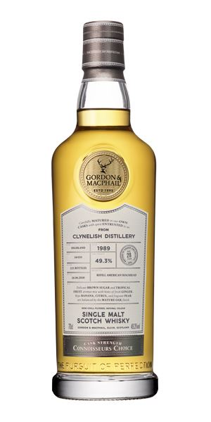 Clynelish 28 Years Old, 1989, Connoisseurs Choice (G&M)