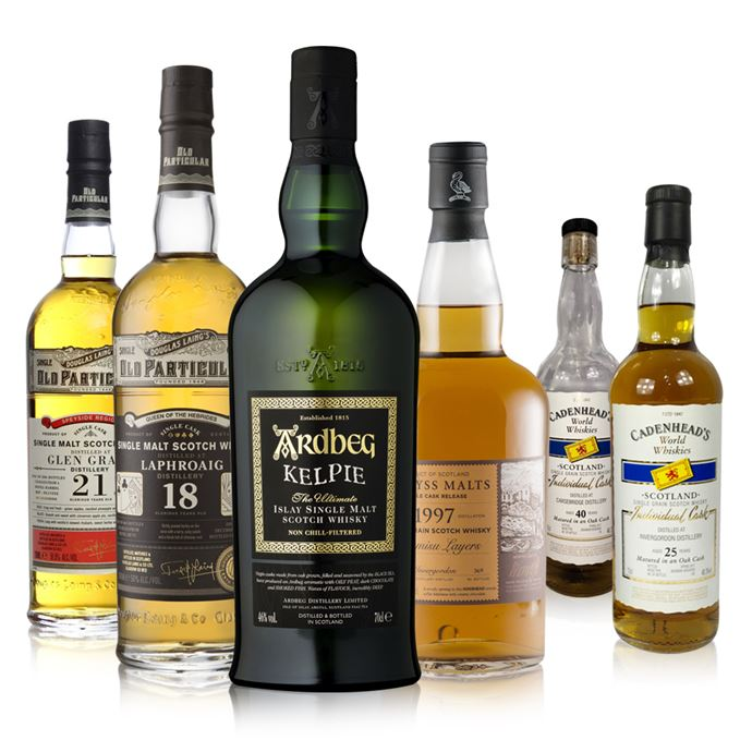 New whisky tasting notes Batch 88