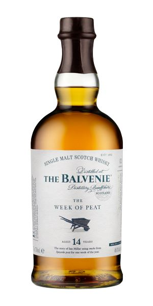Balvenie 14 Years Old, The Week of Peat
