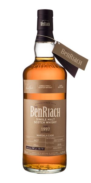 BenRiach 20 Years Old, 1997, Cask #4437