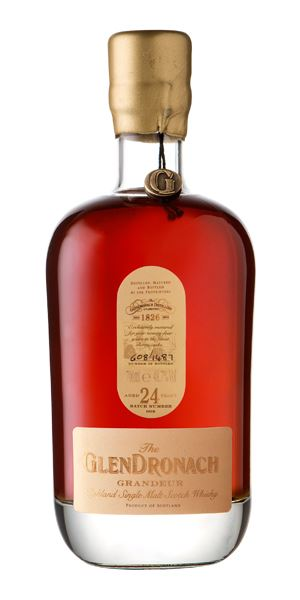 GlenDronach 24 Years Old 'Grandeur' Batch 9