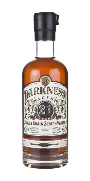 North British 21 Years Old (Darkness! Whiskies)