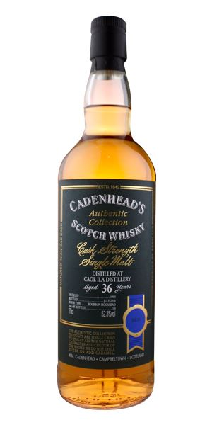 Caol Ila 36 Years Old (Cadenhead)