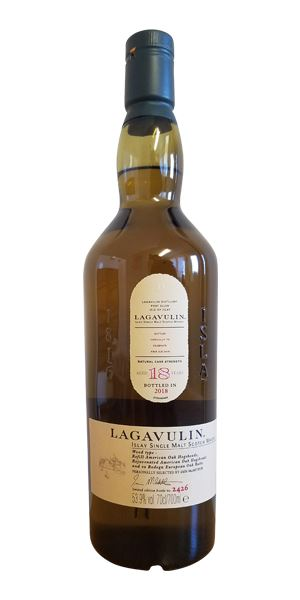 Lagavulin 18 Years Old, Fèis Ìle 2018
