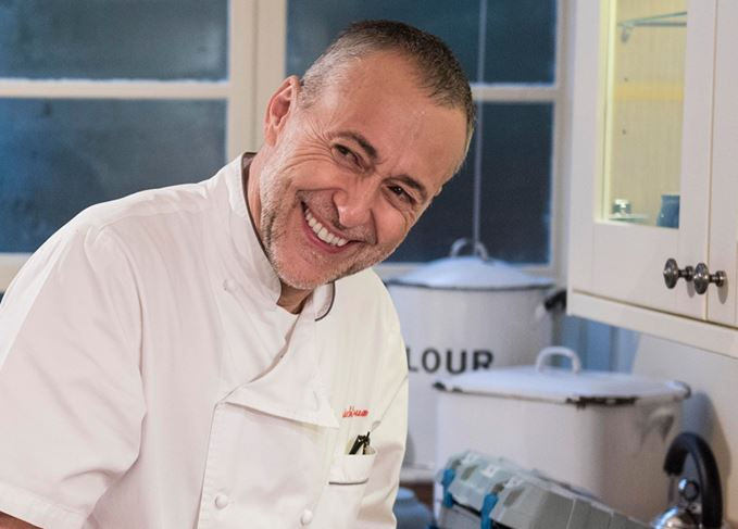Michel Roux Jr whisky