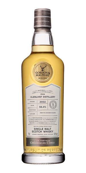 Glenlivet 15 Years Old, 2002, Connoisseurs Choice (G&M)