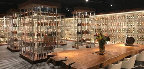 Five of the world's best whisky collections
