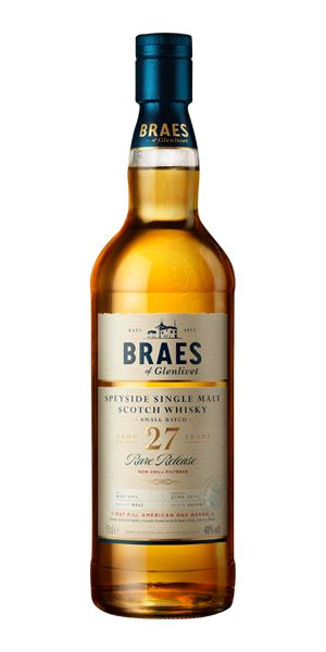 Braes of Glenlivet 27 Years Old
