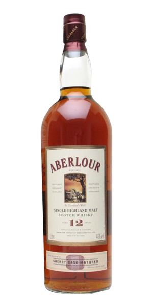 Aberlour 12 Years Old Oloroso Matured