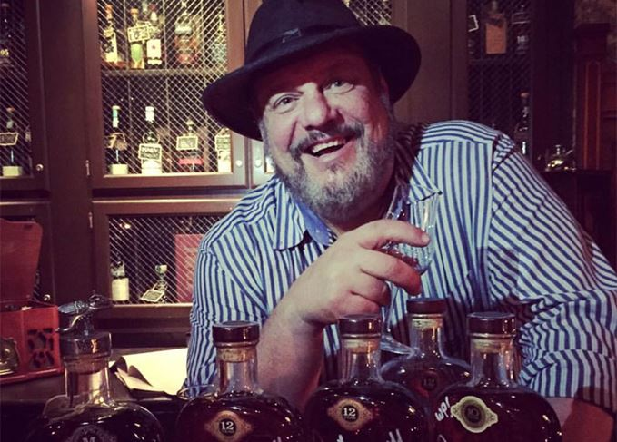 Dave Pickerell master distiller for Whistlepig