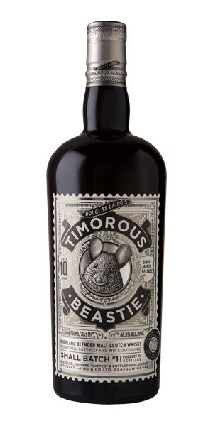 Timorous Beastie 10 Years Old Small Batch