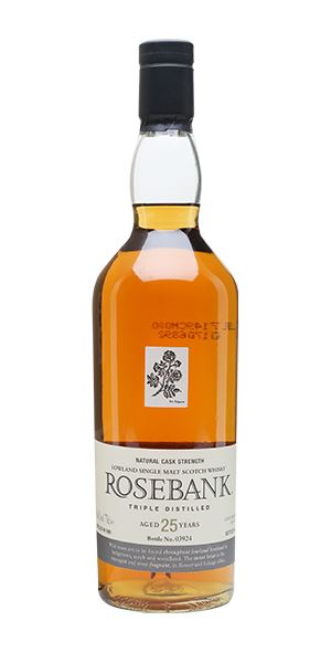 Rosebank 25 Years Old