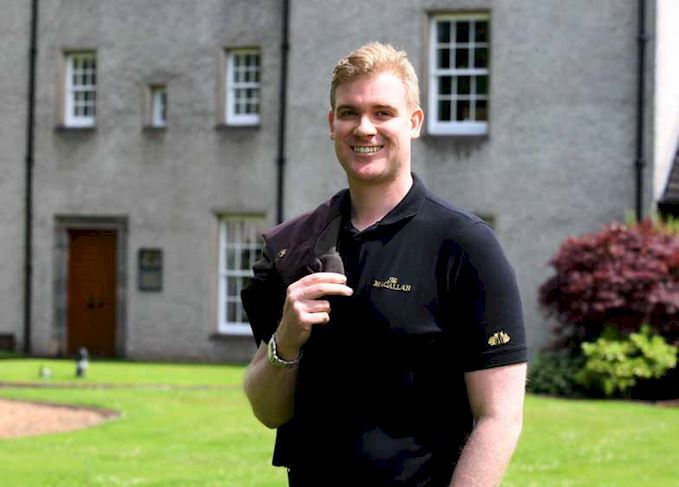 Nick Savage, former master distiller of Macallan and master distiller at Bladnoch