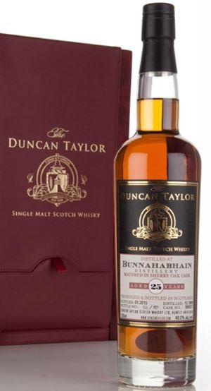 Bunnahabhain 25 Years Old (Duncan Taylor)