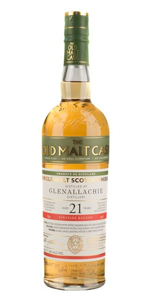Glenallachie 21 Years Old (Hunter Laing)