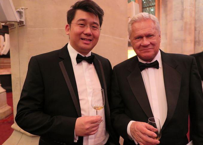 Ian Chang Jim Swan Kavalan