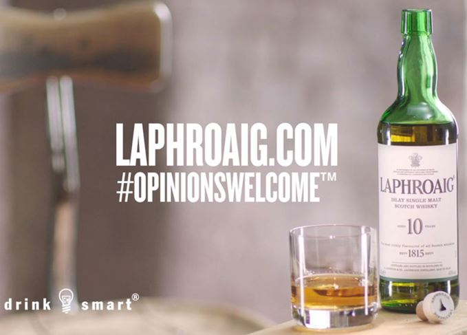 Laphroaig Opinions Welcome