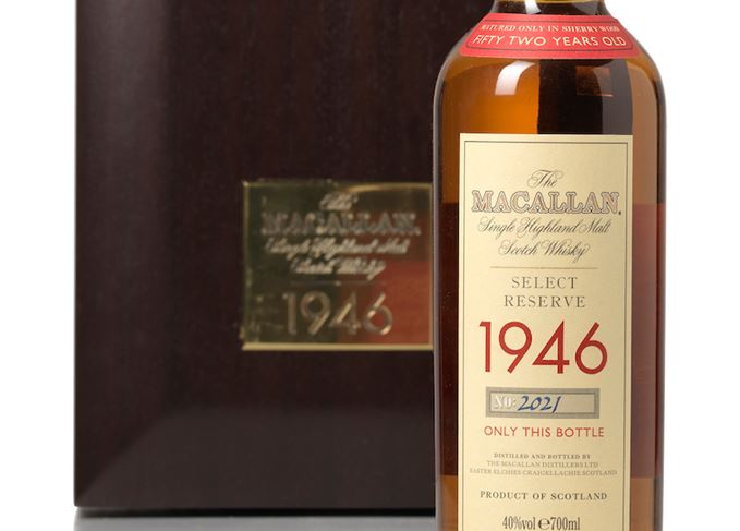 Macallan Select Reserve 1946