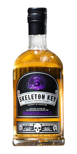 Skeleton Key, Boilermaker Series (Duncan Taylor for Brewdog)