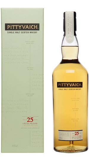 Pittyvaich 25 Years Old