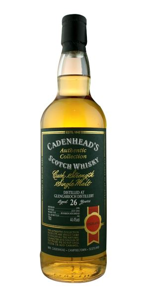 Glen Garioch 26 Years Old (Cadenhead)