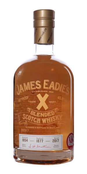 James Eadie Trade Mark X