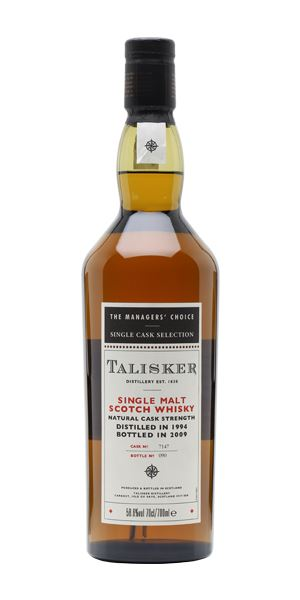 Talisker 1994 (Manager's Choice)