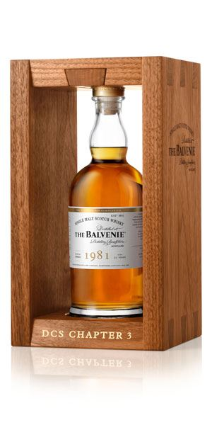 Balvenie DCS Compendium 1981, 35 Years Old, Cask 7824