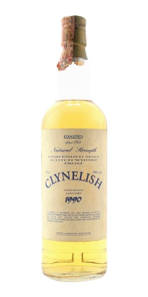Clynelish 8 Years Old, Bottled 1998 (Samaroli)