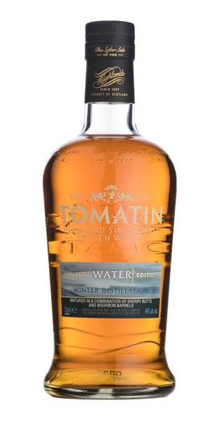 Tomatin Water, Five Virtues Series