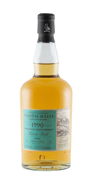 Bunnahabhain 1990 Haven Trail (Wemyss Malts)