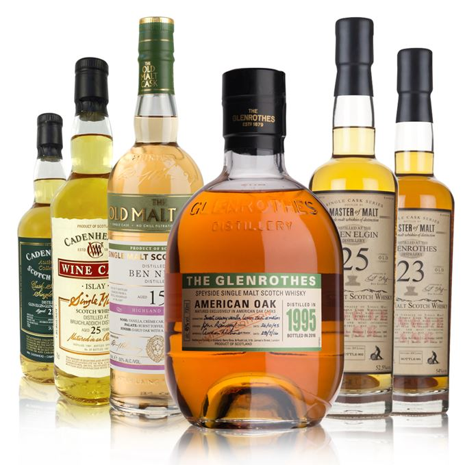 Whisky tasting notes: Batch 91